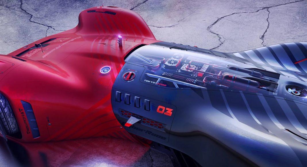 Honda CyberRace 2