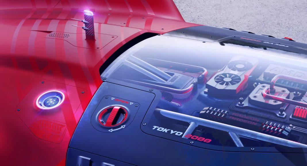 Honda CyberRace 1