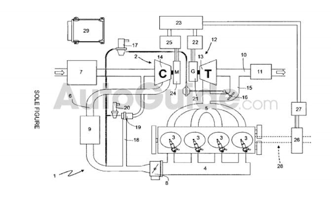 bient u00f4t une ferrari avec un 4 cylindres turbocompress u00e9