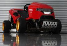 Tondeuse Honda Mean Mower V2