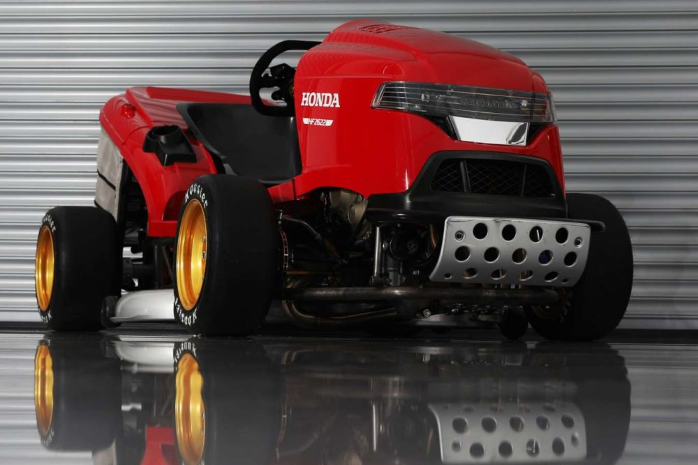 Tondeuse Honda Mean Mower V2