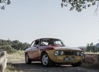 Essai Alfa Romeo Coupé Bertone