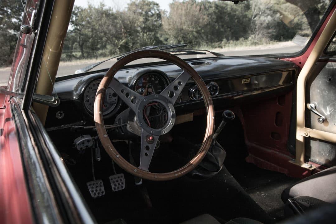 Interieur Alfa Romeo Bertone Coupe