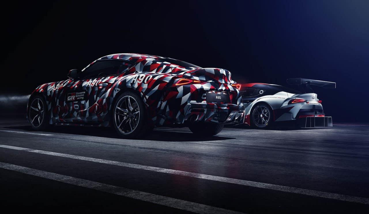 Moteurs Toyota Supra 2018