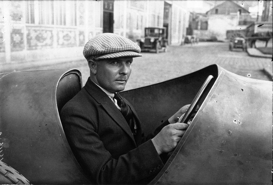 L'homme qui donna vie à la Bugatti Divo