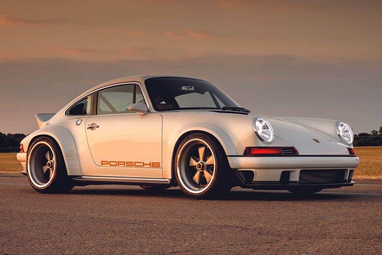 La Porsche 911 de Singer et Williams