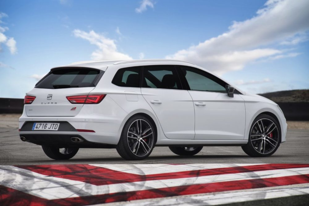 Seat Leon Cupra Break