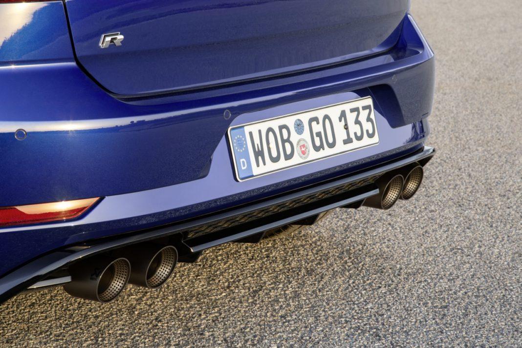 La VW Golf R victime du cycle WLTP !