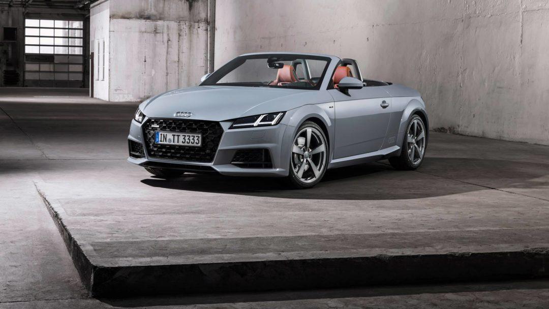 Nouvelle Audi TT 2019