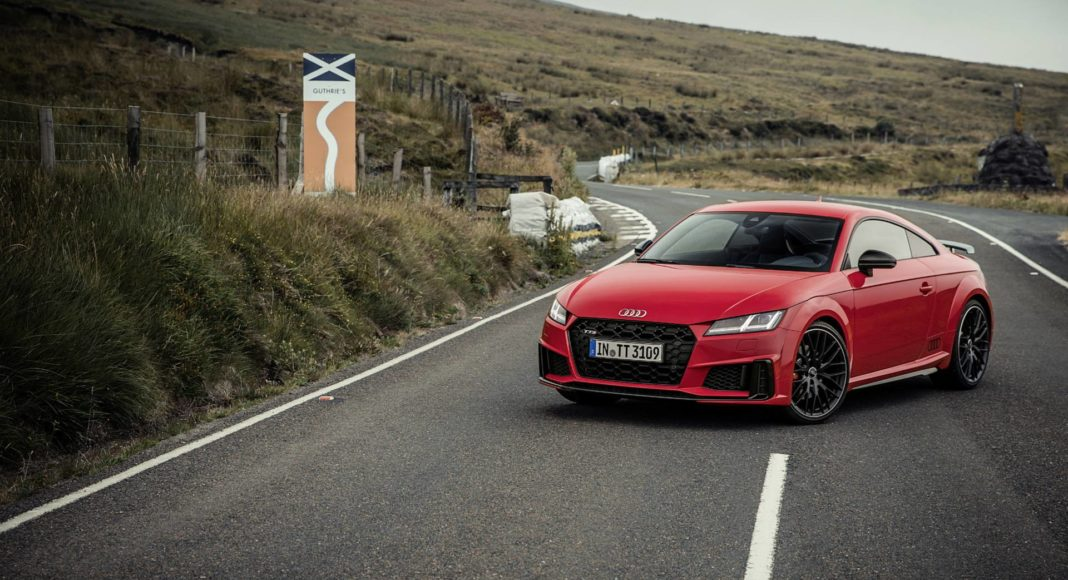 Audi TT S Competition (2019)