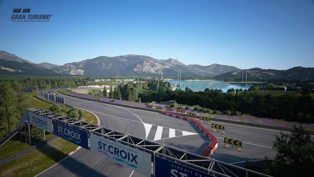 Circuit de Sainte-Croix Gran Turismo Sport