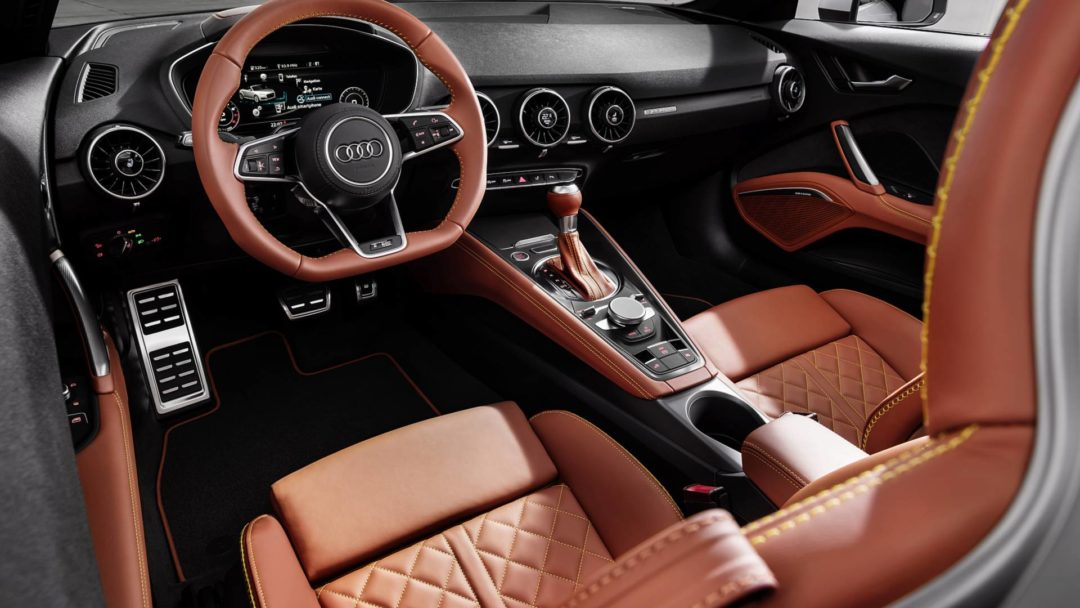Interieur Audi TT 2019