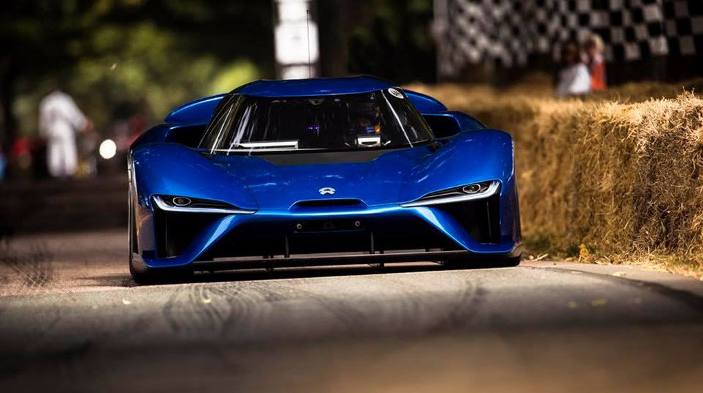 Goodwood Festival of Speed 2018 : Nio EP9