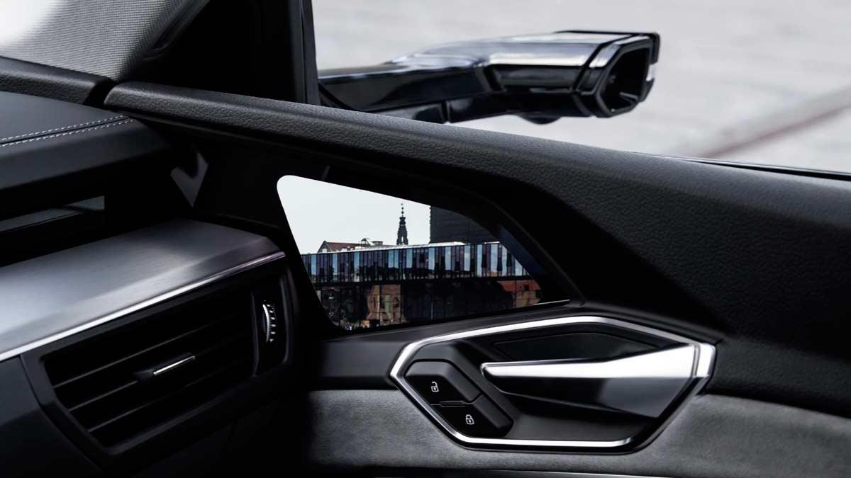 Rétroviseurs Audi PB 18 e-tron