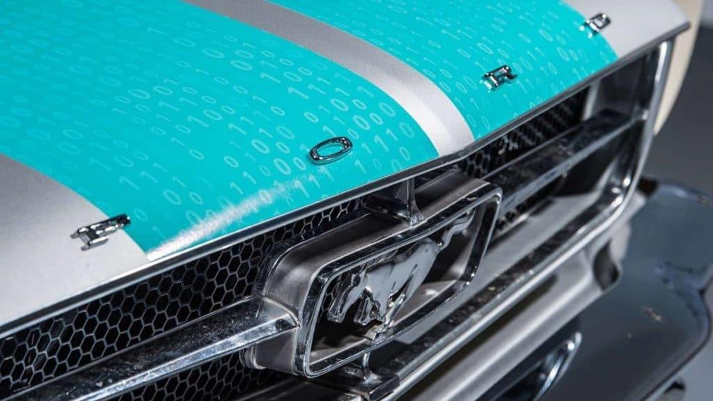 Couleurs de Siemens Mustang 1965