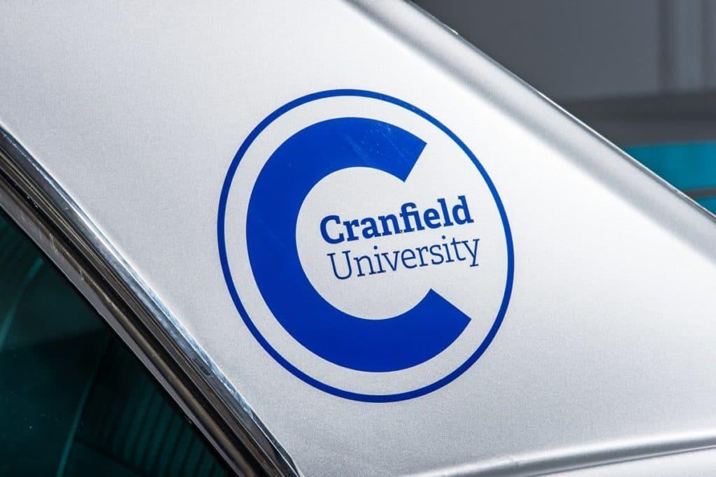 Développement Siemens et université de Cranfield