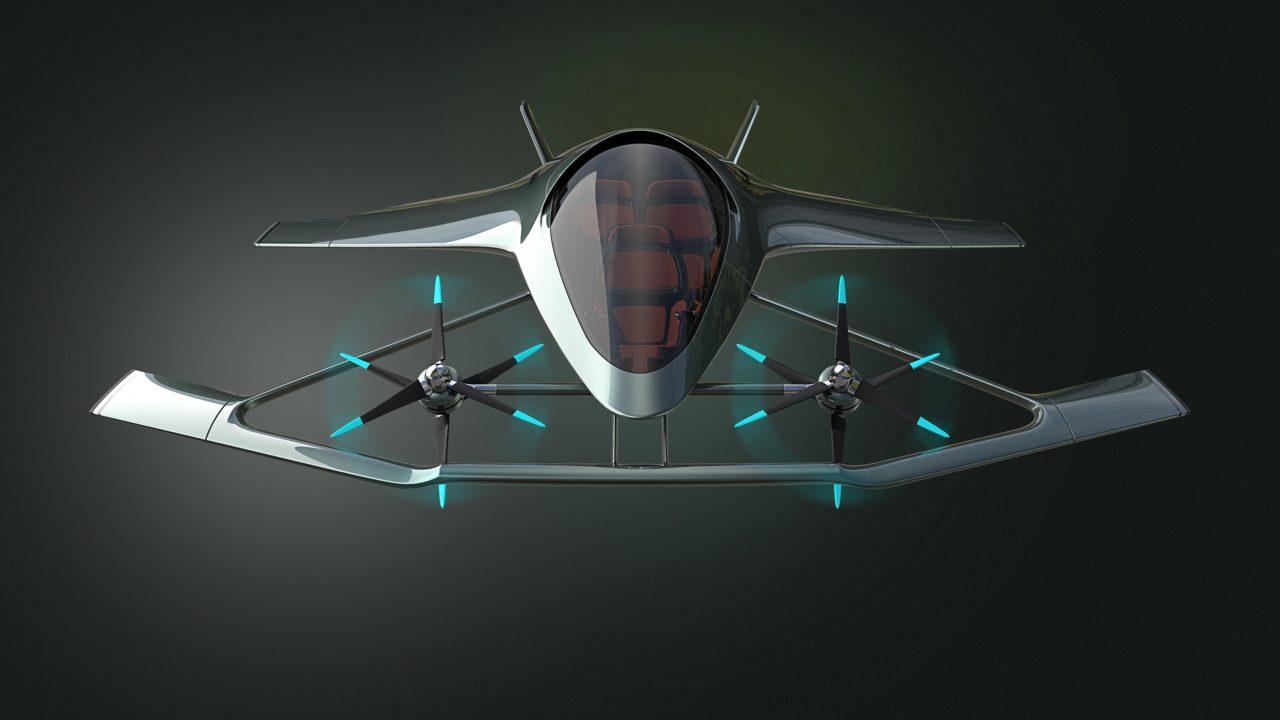Volante Vision Concept de face
