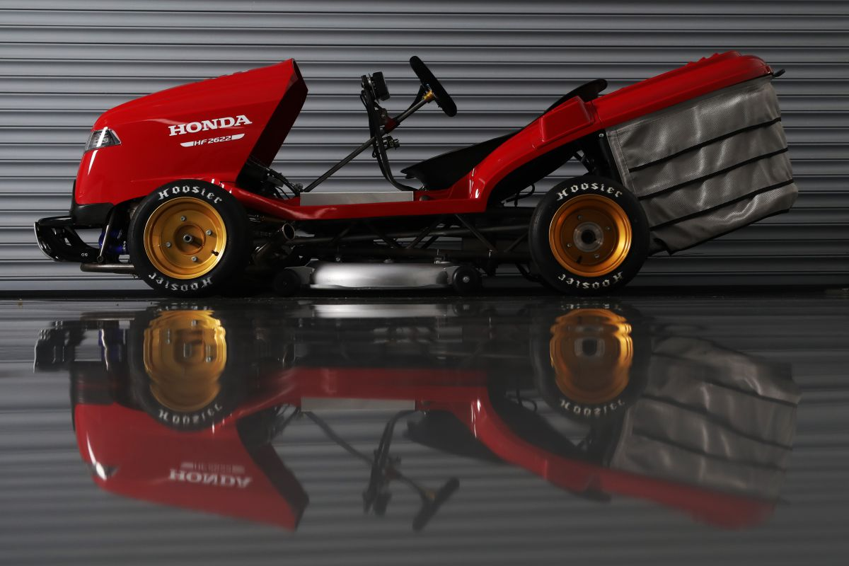 Tondeuse Mean Mower Honda 192 ch