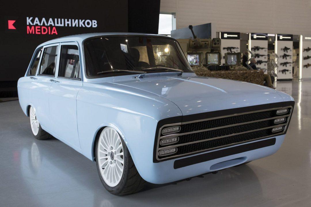 2018 Kalashnikov CV-1 Avant