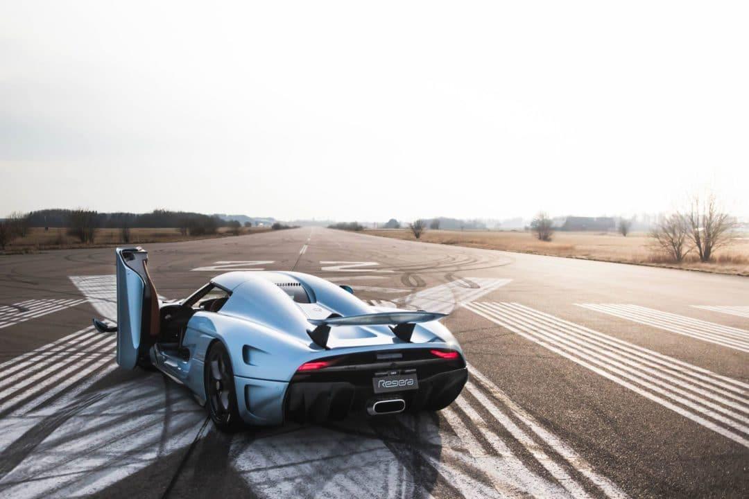 Bugatti et Koenigsegg - 24 Heures du Mans