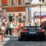 Gumball 3000 - Depart Londres