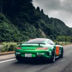 Gumball 3000 - amg gt r