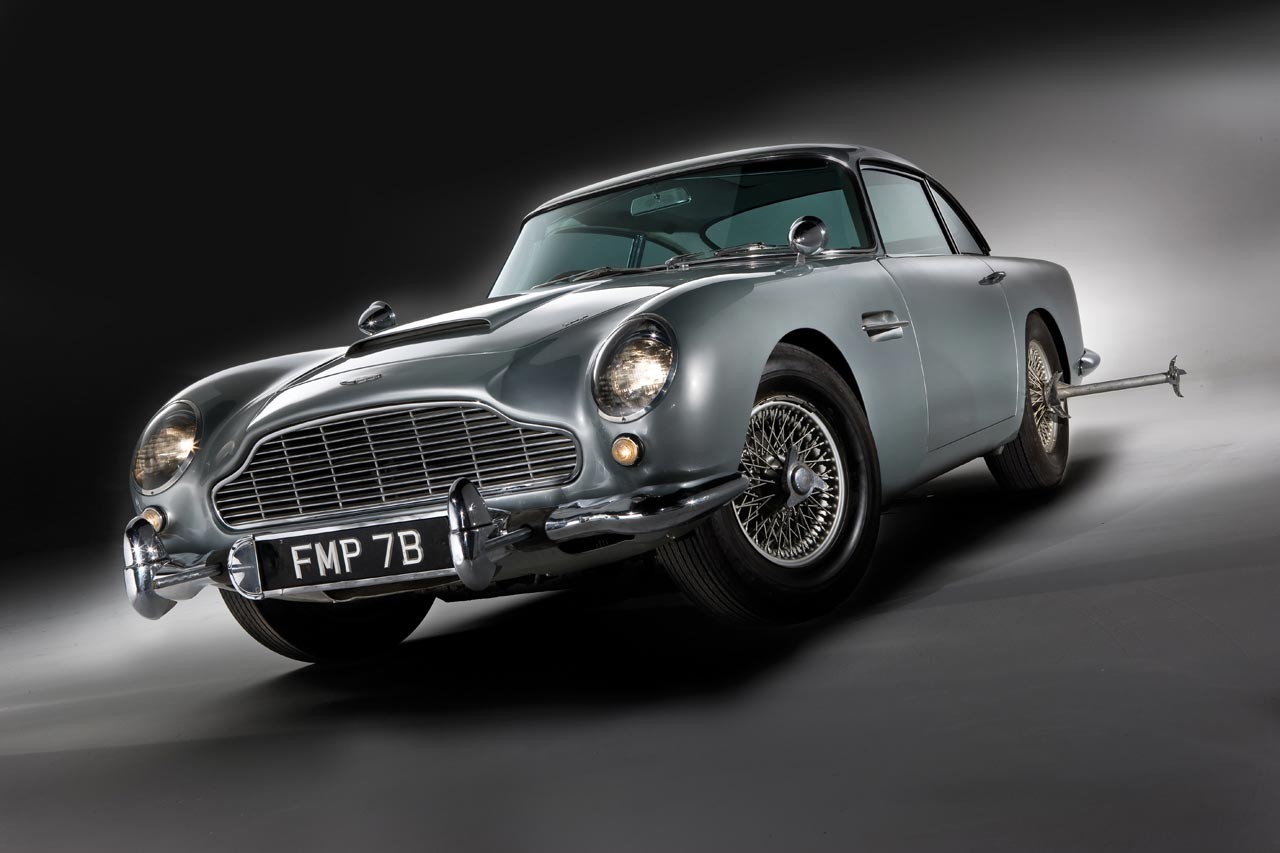 DB5 james bond gadget