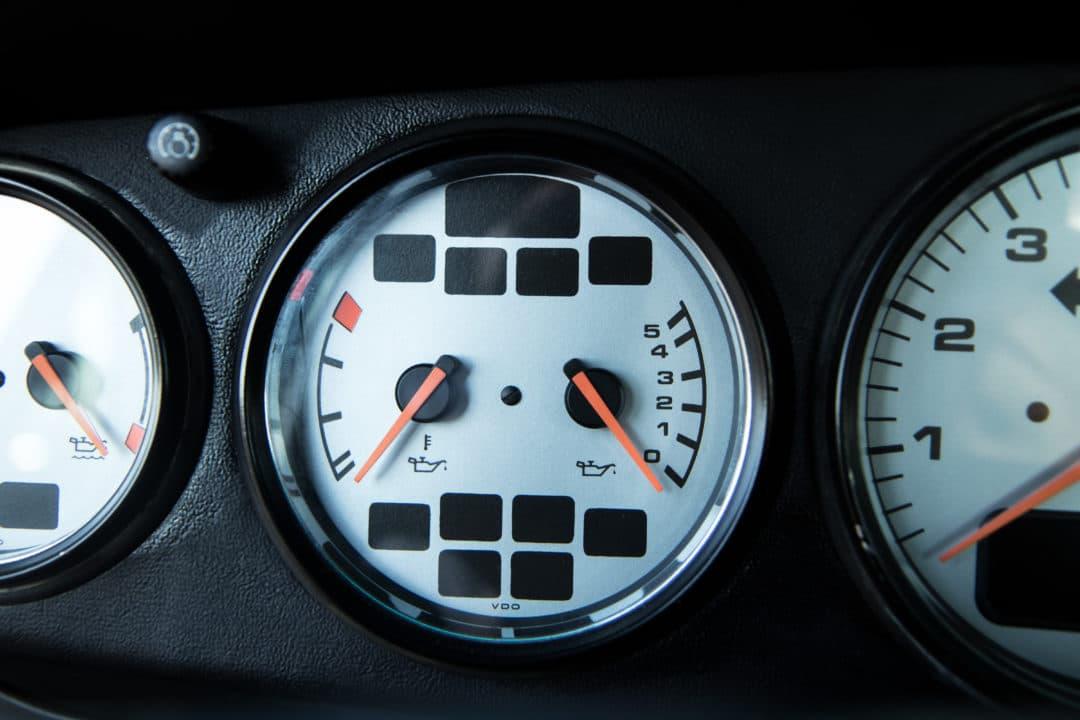 Compte tours Porsche 911 Carrera 4S type 993