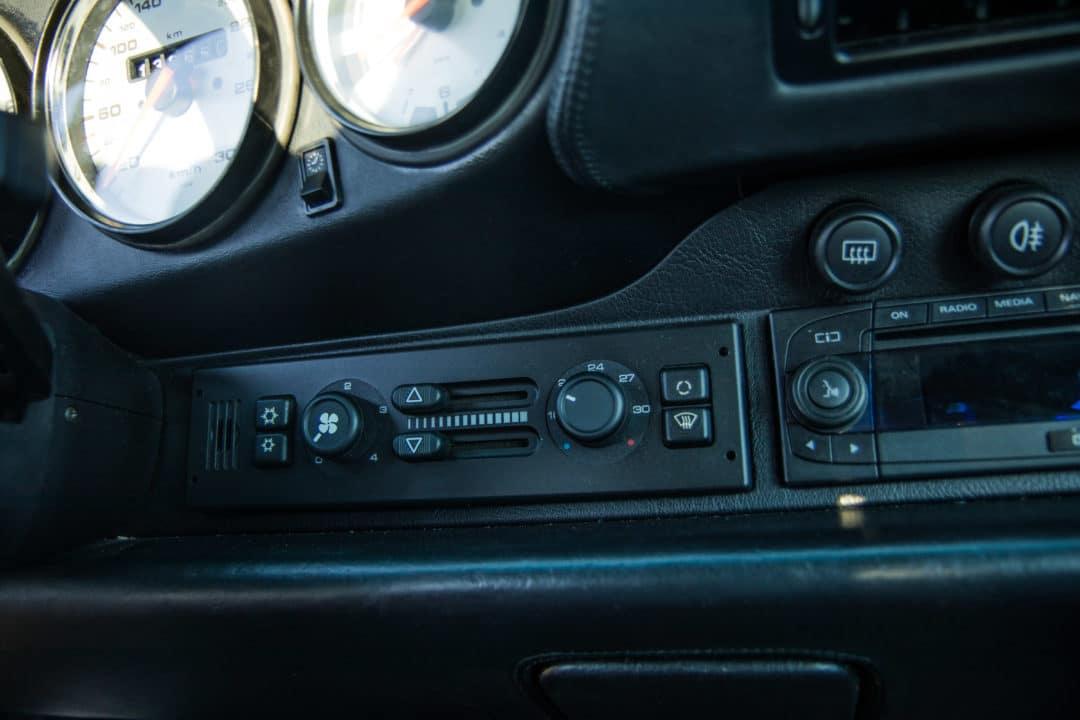 Climatisation Porsche 911 Carrera 4S type 993