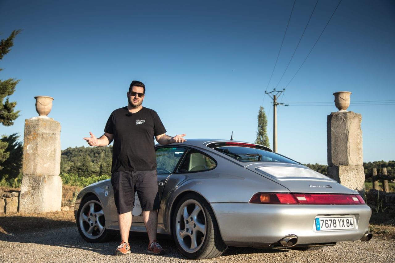 Essai Porsche 911 Carrera 4S type 993