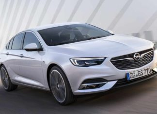 Opel Insignia 200 ch