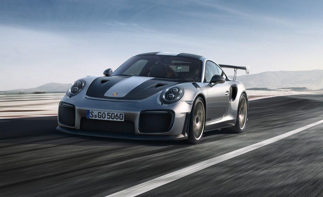 Porsche Brembo freinage