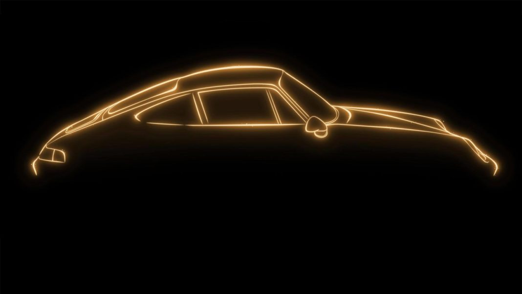 Project Gold : Porsche 993 Turbo