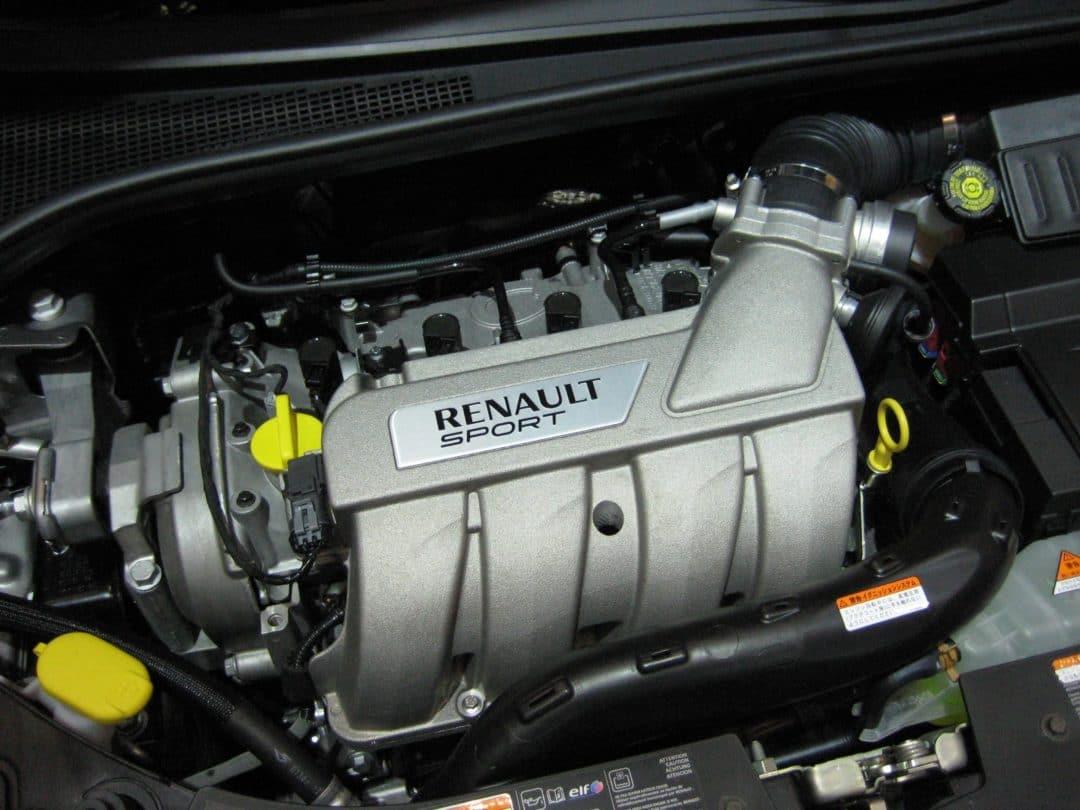 Moteur de la Renault Clio 3 RS phase 1