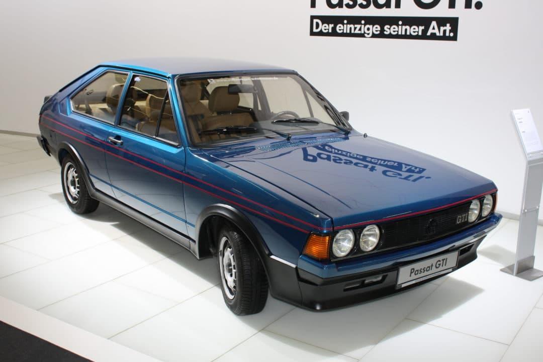 Voitures abandonnées - Passat GTI (1977)