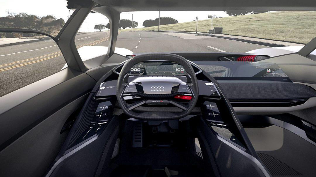Intérieur modulable Audi PB18