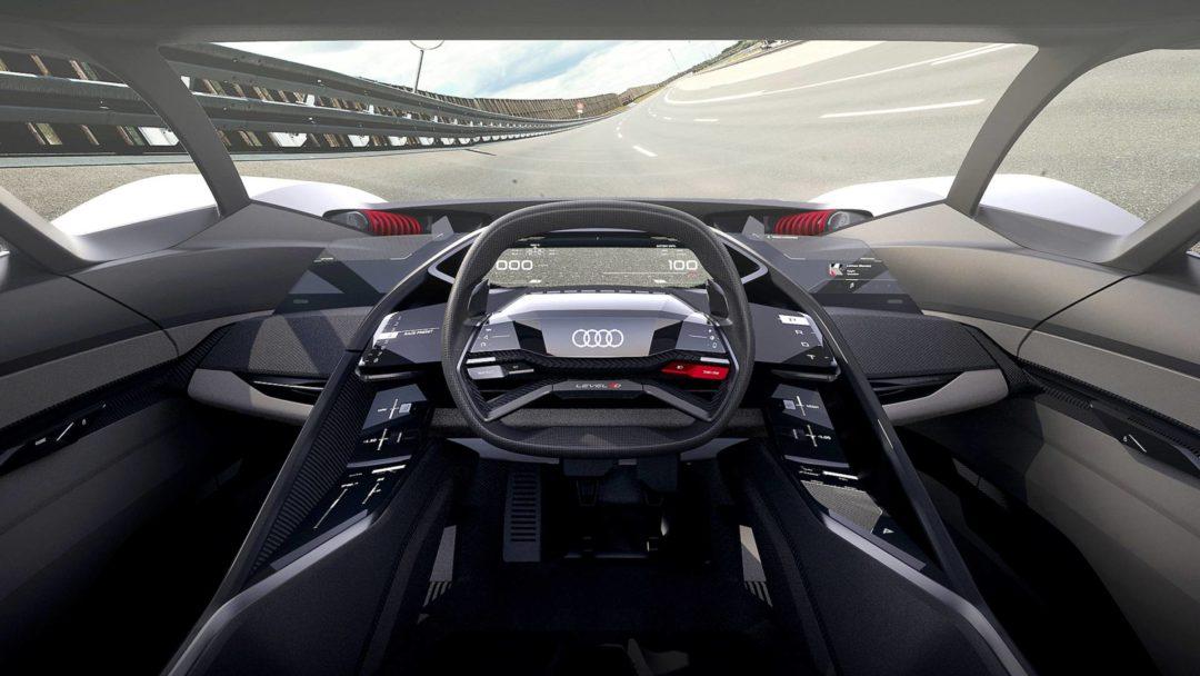 Intérieur modulable Audi PB18 monoplace