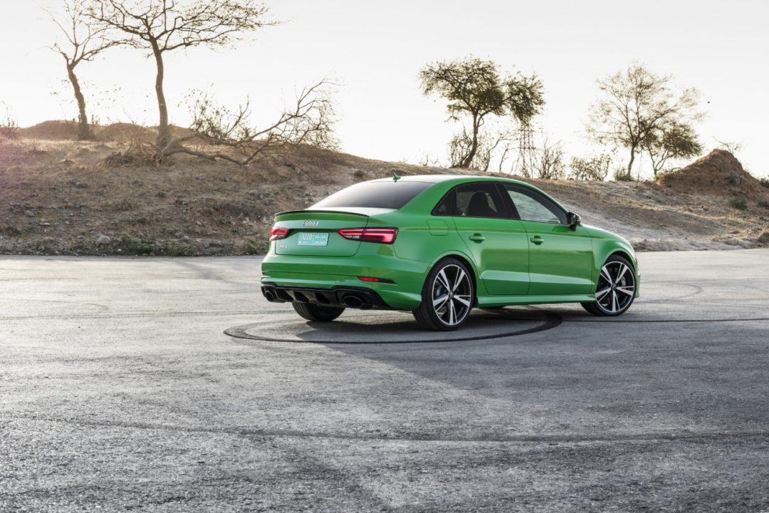 Audi RS3 Berline WLTP