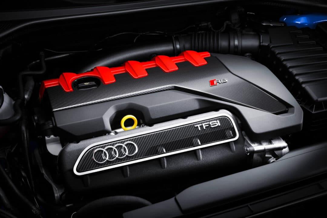 Moteur 5 cylindres Audi RS3