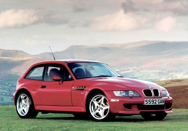 Avant BMW Z3 M Roadster
