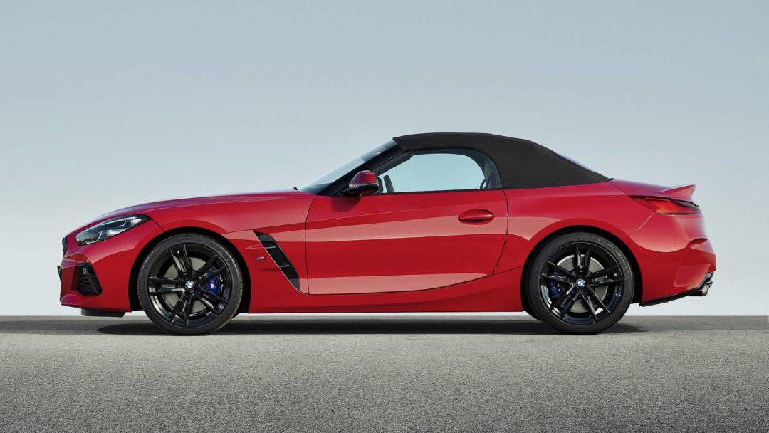 BMW Z4 (2019) Roadster