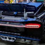 Aileron Bugatti Chiron Lego Technic 1:1