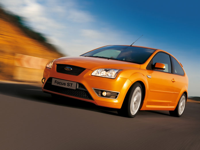 Ford Focus ST 225