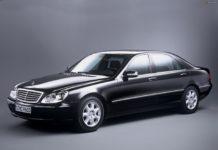 Mercedes Classe S pas cher