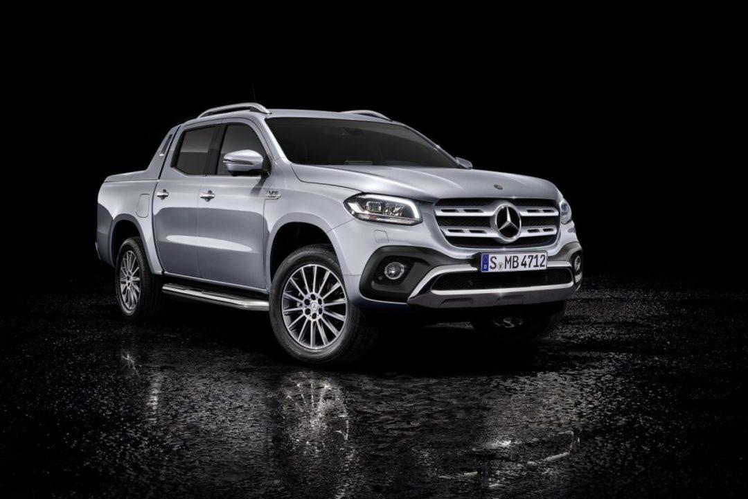 Pickup Mercedes
