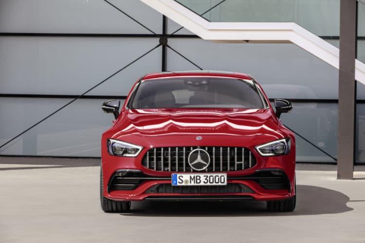 Mercedes-AMG GT 43 AVANT
