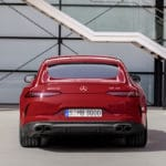 Mercedes-AMG GT 43 ARRIERE