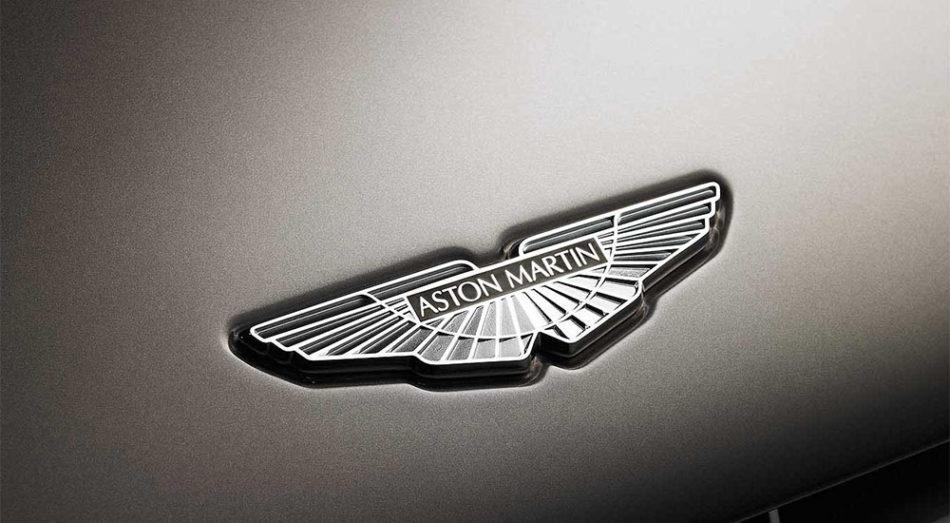 Badge Aston Martin V6 ?