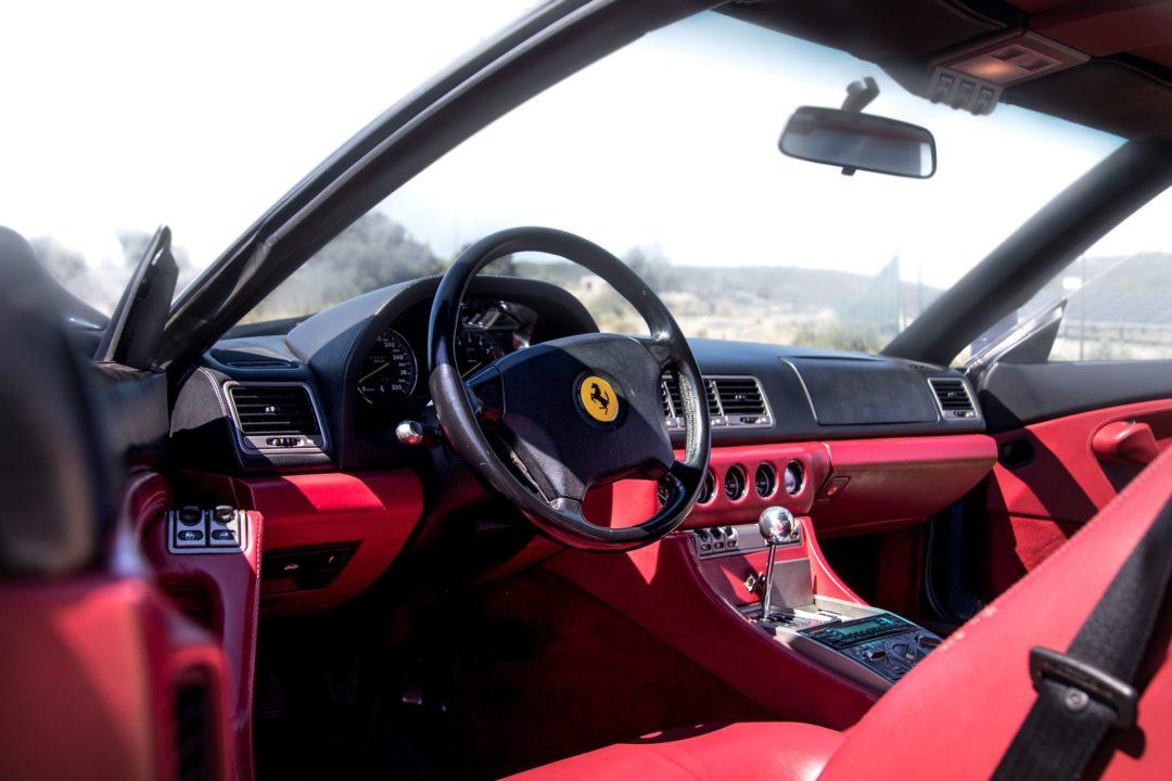 Planche de bord Ferrari 456 GT
