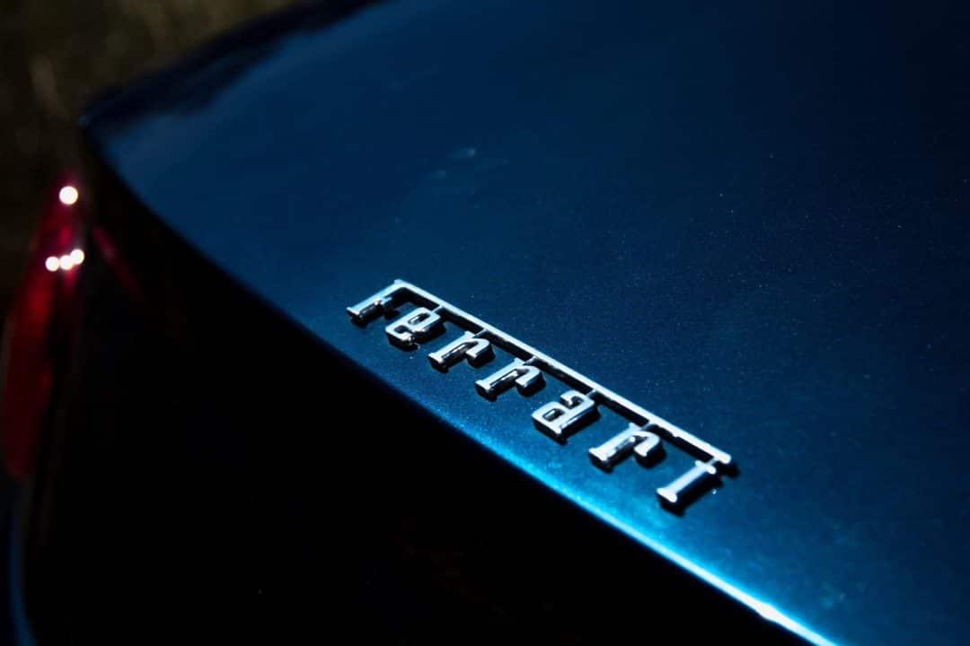 Emblème logo Ferrari 456 GT